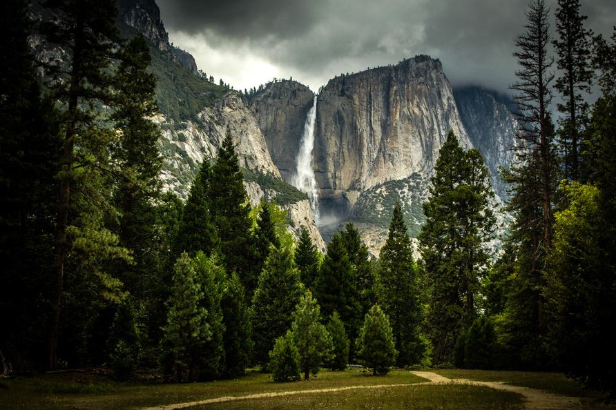 Photo of Photographie du jour #379 : Yosemite falls