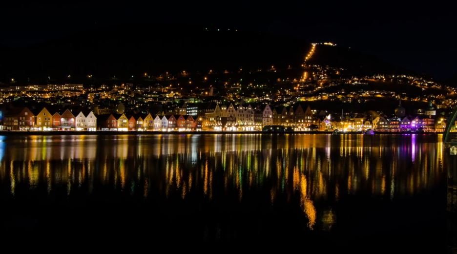 Photo of Time lapse de Bergen & Geilo – Norvège