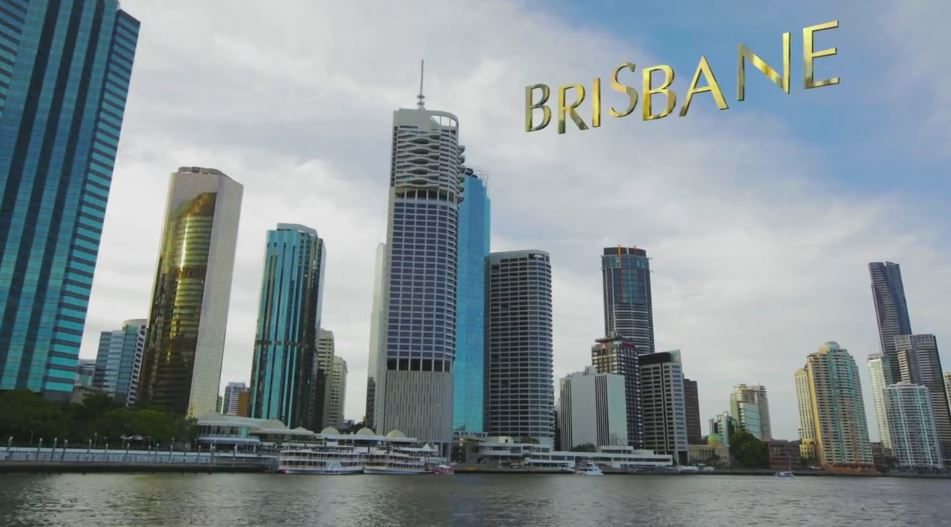 Photo of Time lapse de la Brisbane – Australie
