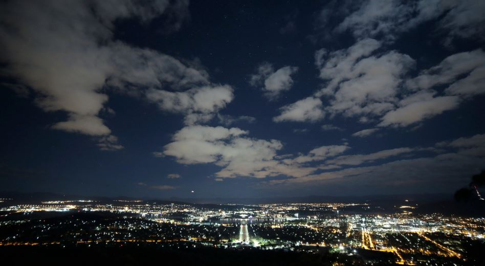 Photo of Time lapse de Canberra – Australie