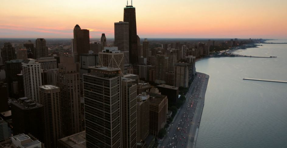 Photo of Time lapse de Chicago sur un air de classique
