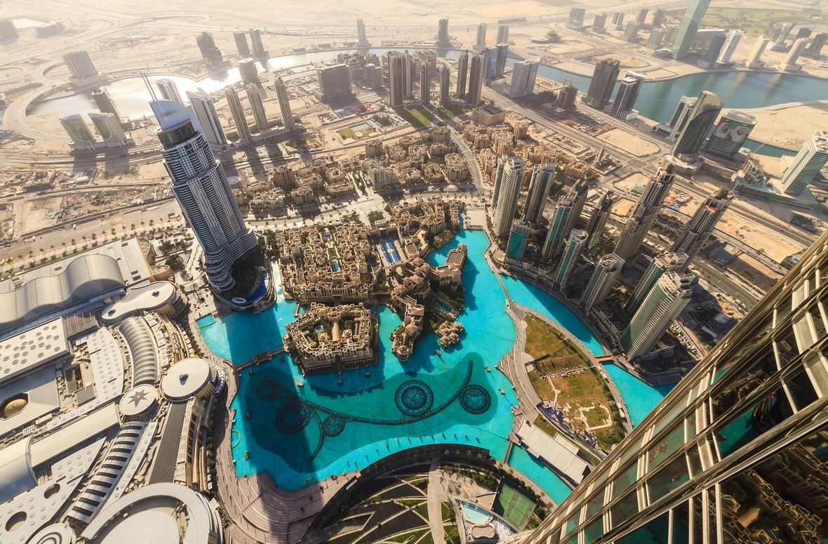 Photo of Time lapse sur la beauté de la ville de Dubai