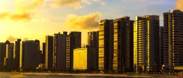 Time lapse de Fortaleza - Brésil