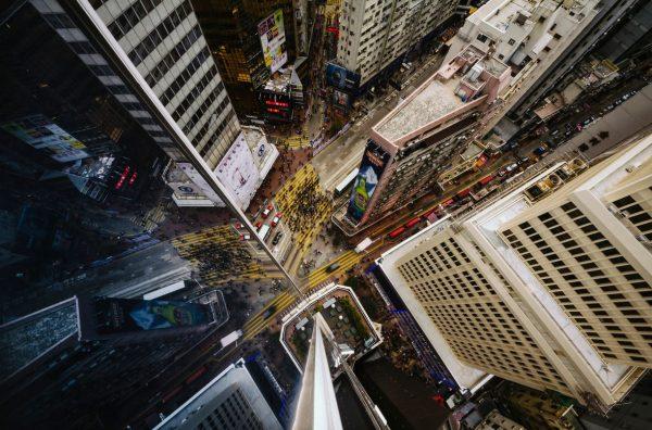 Time lapse d'Hong Kong - Chine