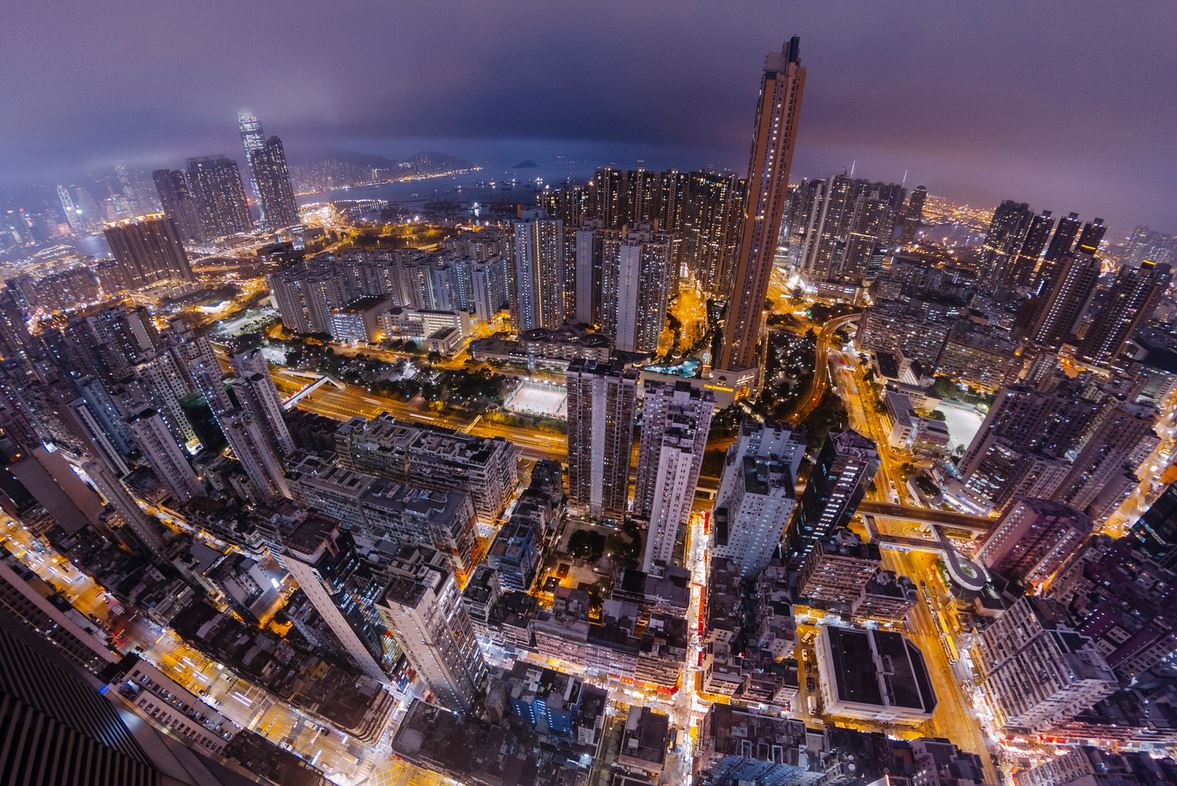 Photo of Time lapse d'Hong Kong – Chine