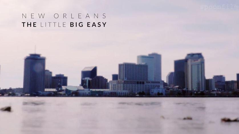 Photo of Time lapse sur La Nouvelle-Orléans – Etats-Unis