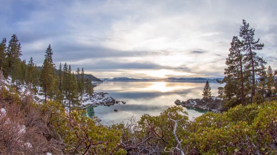 Photo of Time lapse du Lac Tahoe – Californie