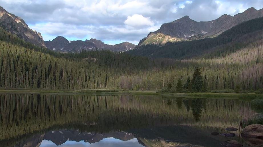 Photo of Time lapse sur les montagnes du Colorado – Rocheuses