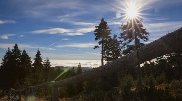 Time lapse des Monts Métallifères -  République tchèque