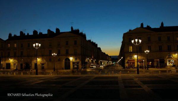 Time lapse de la ville d'Orléans