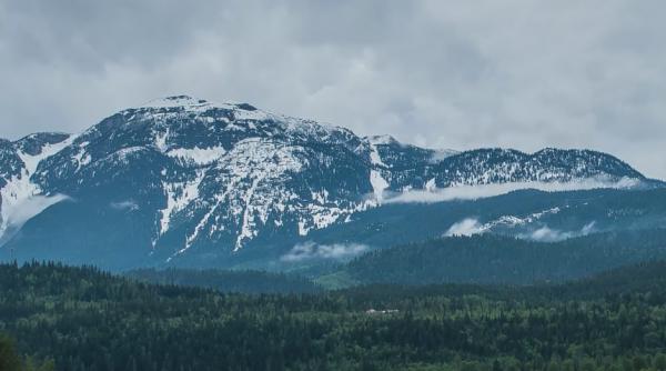 Time lapse du Parc national de Glacier - Etats-Unis