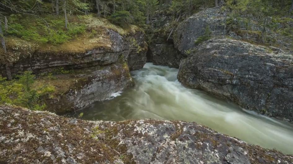 Photo of Time lapse du Parc national de Glacier – Etats-Unis