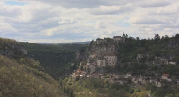 Time lapse sur la beauté des paysages français - Chronos