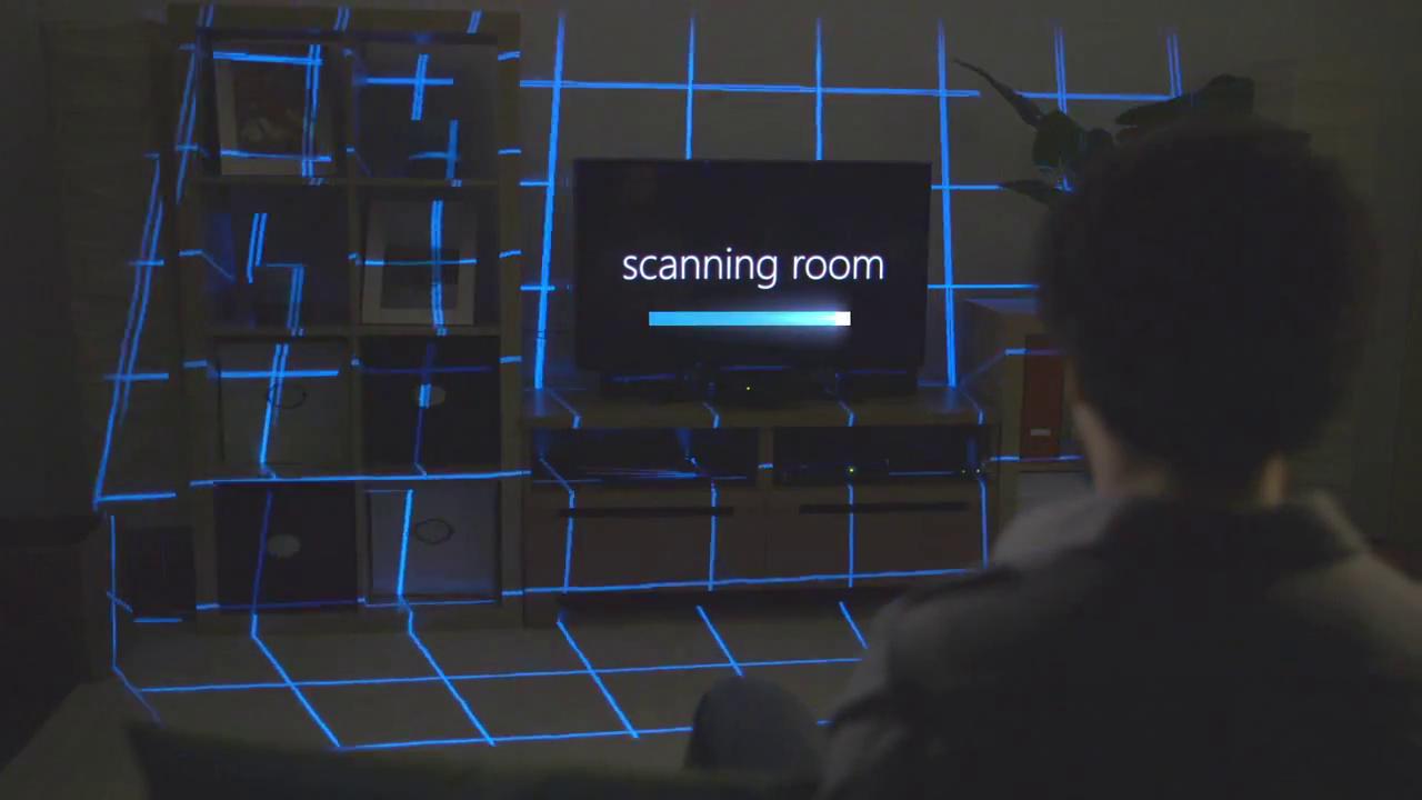 Photo of Le futur de la Xbox avec une vidéo d'Illumiroom de Microsoft