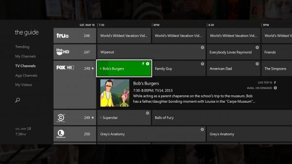 Les détails pour tout savoir sur la Xbox One de Microsoft