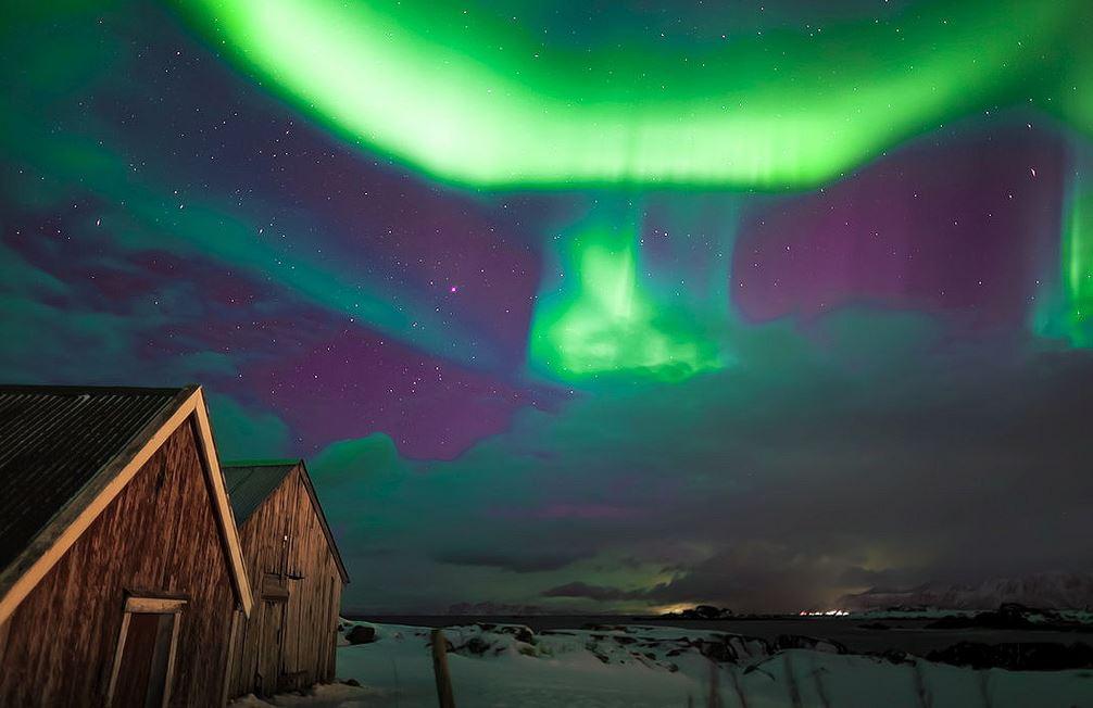 Photo of Les beauté des Aurores Polaires d'Arctique en vidéo