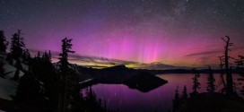 aurores-polaires-parc-national-crater-lake-time-lapse
