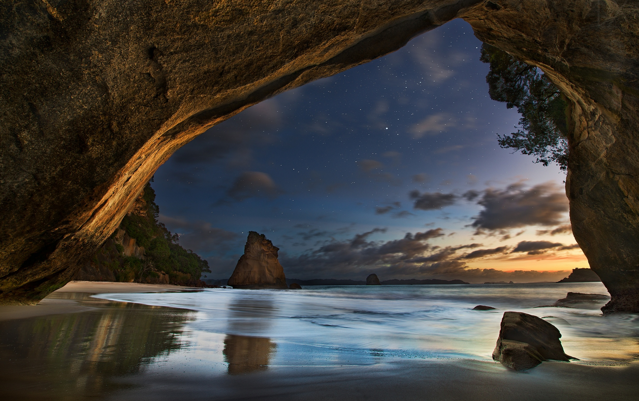 Photo of Photographie du jour #388 : Cathedral Cove