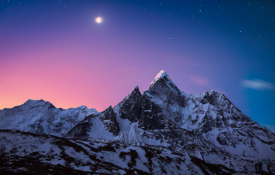 Photo of Photographie du jour #385 : Ama Dablam