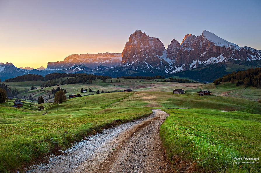 Photo of Photographie du jour #392 : Dolomites Sunrise