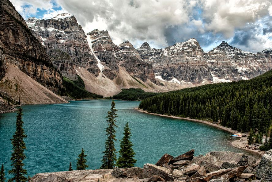 Photo of Photographie du jour #394 : Moraine Lake View