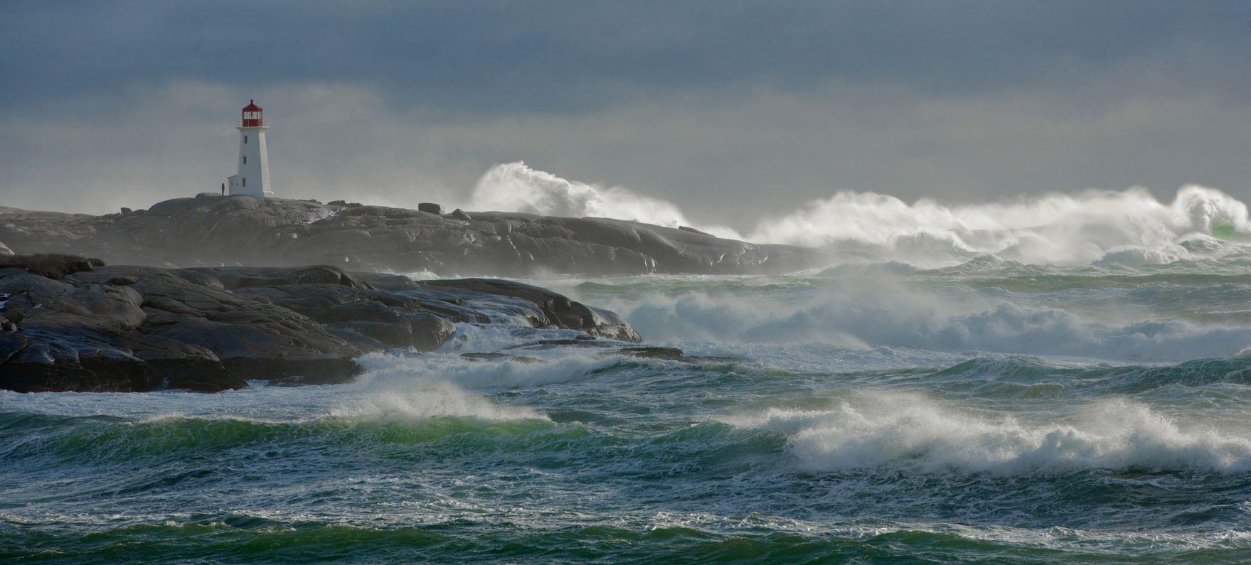 Photo of Photographie du jour #390 : Peggys Cove Storm