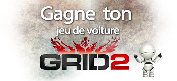 concours gagner grid 2