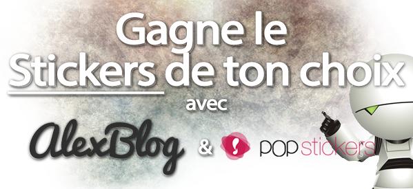 Photo of Gagne ton Stickers de décoration d'une valeur de 50€ avec PopStickers