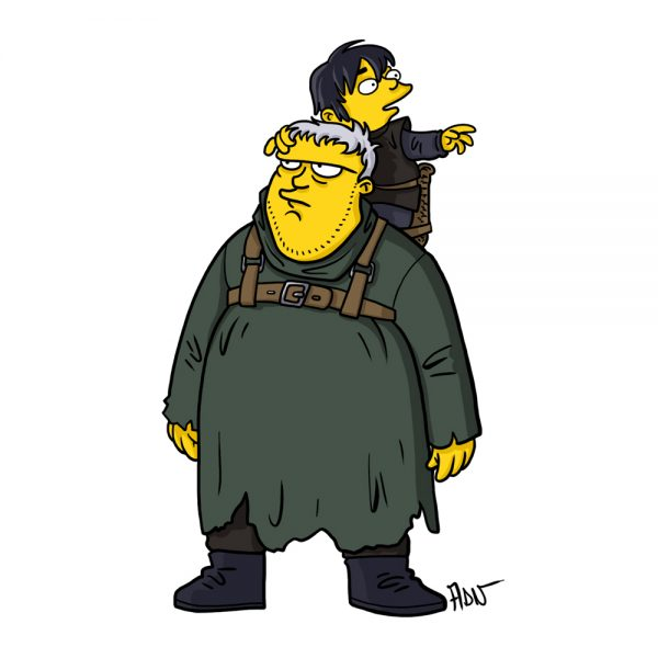 illustrations-personnages-game-of-thrones-version-simpsons-Adrien-Noterdaem (10)