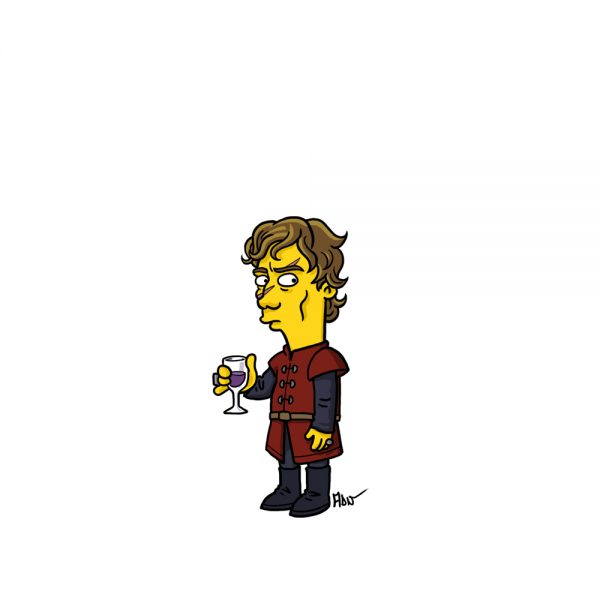 illustrations-personnages-game-of-thrones-version-simpsons-Adrien-Noterdaem (2)