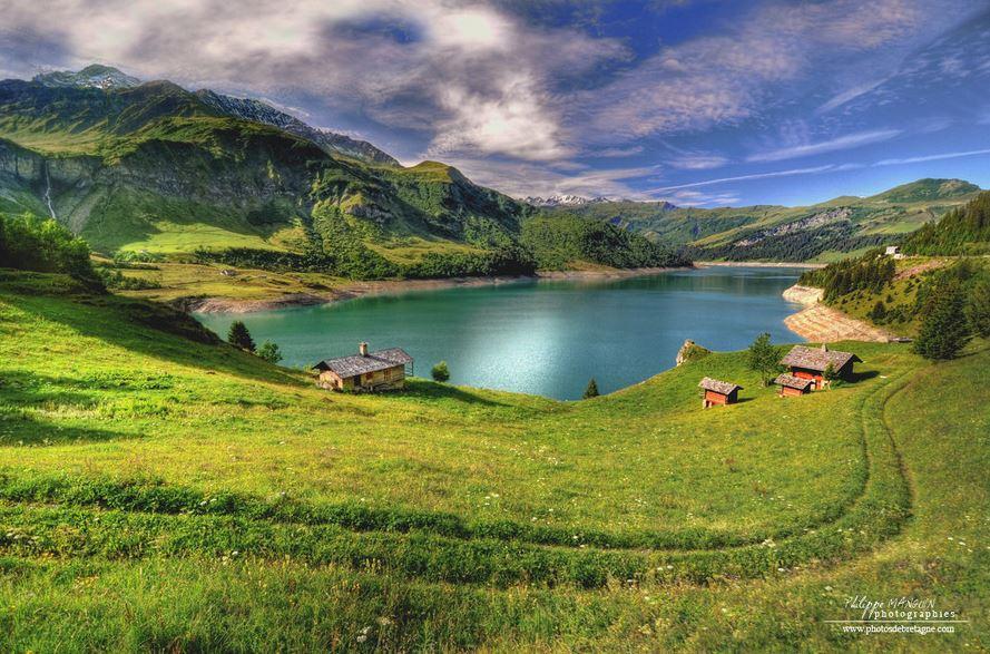 Photo of Photographie du jour #395 : Cormet de Roselend – Savoie