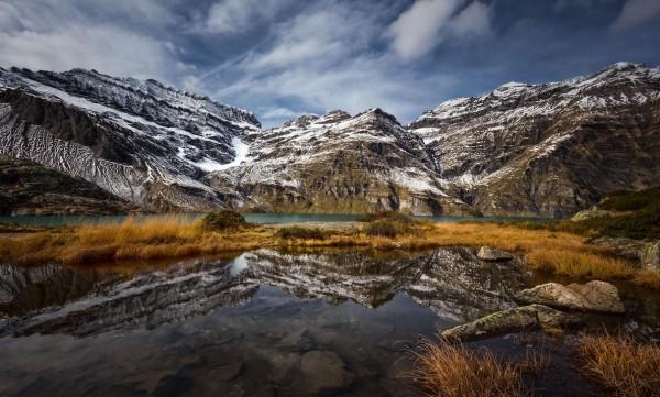 Photographie du jour #406 : Lac d' Émosson