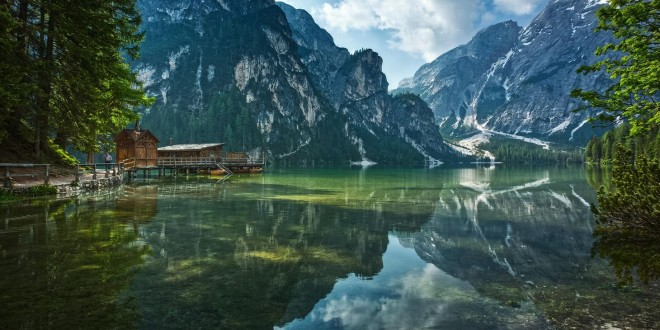 photographie-lake-braies-dolomites