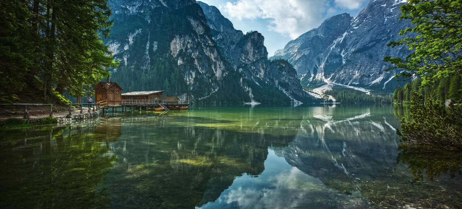 Photo of Photographie du jour #405 : Lake Braies – Dolomites