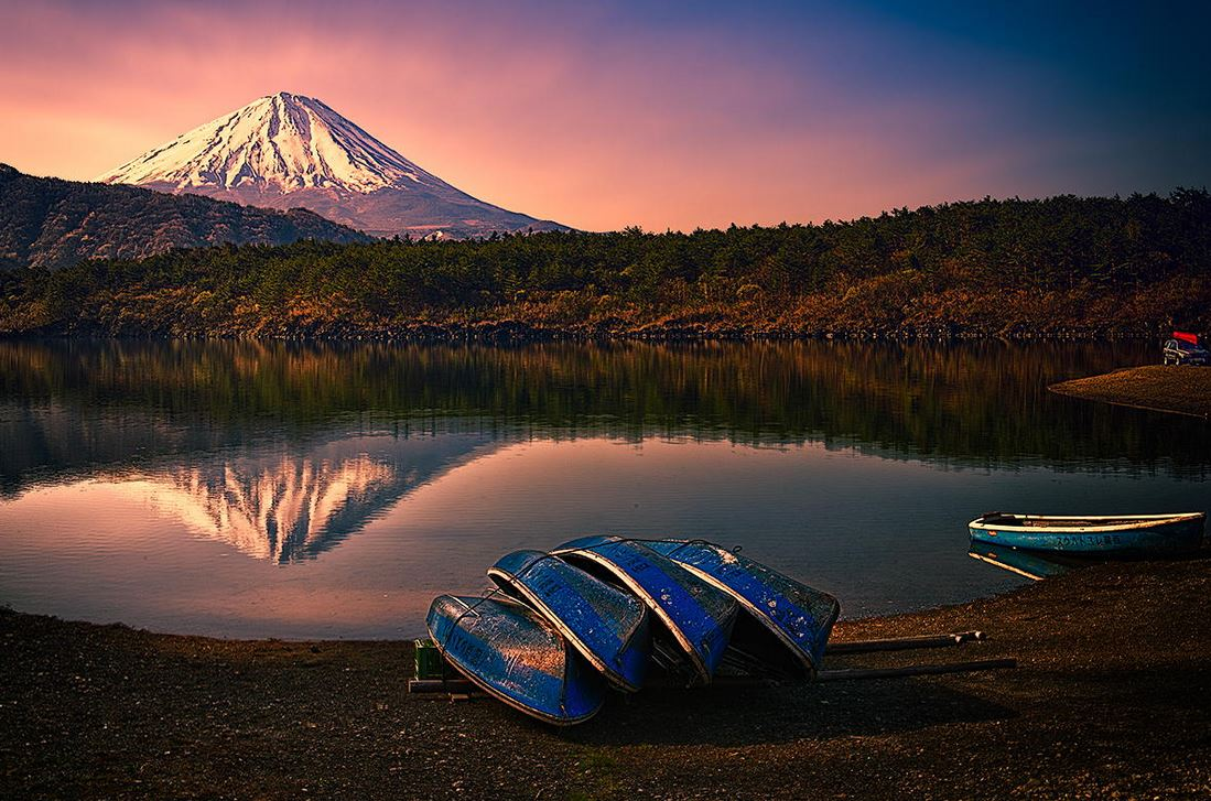 Photo of Photographie du jour #408 : Fuji Morning – Japan