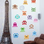 stickers-invader-family-sticKaz