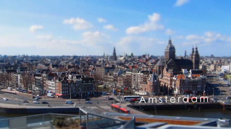 Photo of Vidéo sur l'Europe en miniature – Time lapse en Tilt Shift