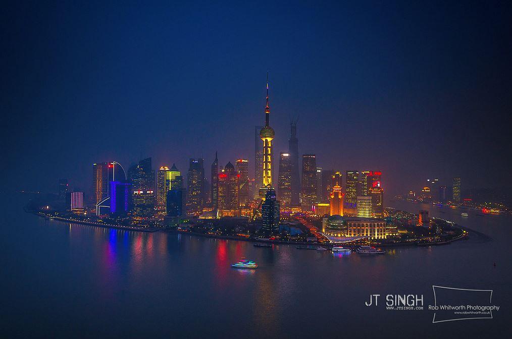 Photo of La beauté de Shanghai en vidéo et en time lapse