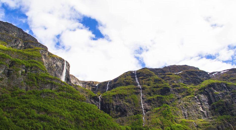 Photo of Vidéo sur la beauté de la nature Norvégienne