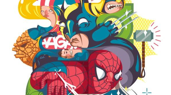 15-superheroes-illustration-Antonio-Sortino