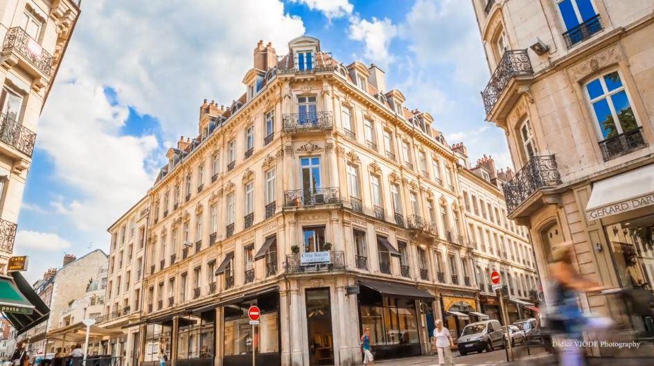 Photo of City in Motion – Time lapse sur les villes Françaises