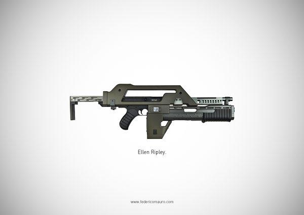 famous-gun-illustrations-federico-mauro (18)