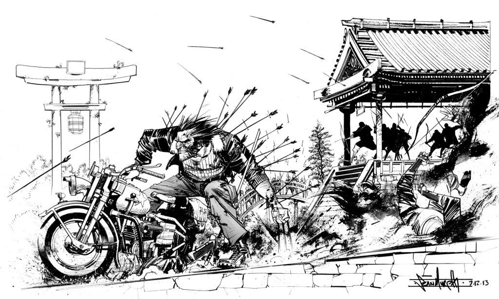 Photo of Les coups de dessins de Sean Murphy – Illustrations