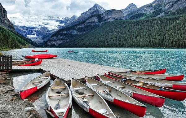 photographie-Lac Louise-alberta
