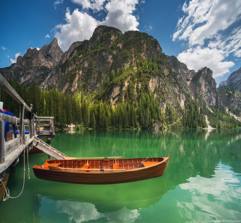 Photo of Photographie du jour #424 : Lago di Braies