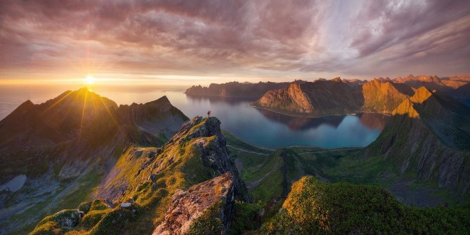 photographie-midnight-sun-on-senja