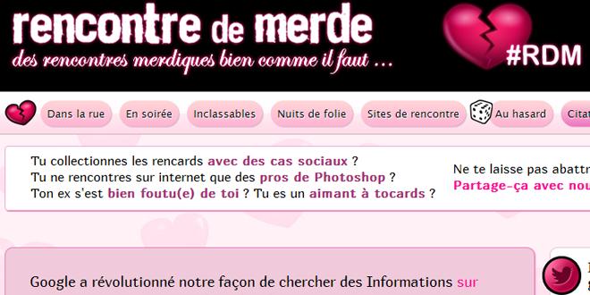 Site de rencontre rireetchansons.fr