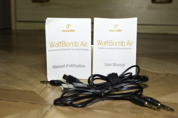 Test : WattBomb Air Rouge