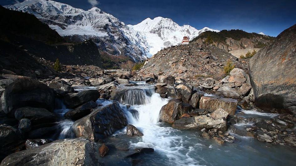 Photo of Découverte de l'Annapurna – sommet de l'Himalaya au Népal