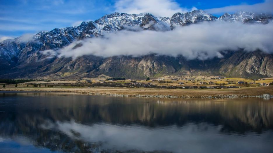 Photo of La beauté de Queenstown en time lapse